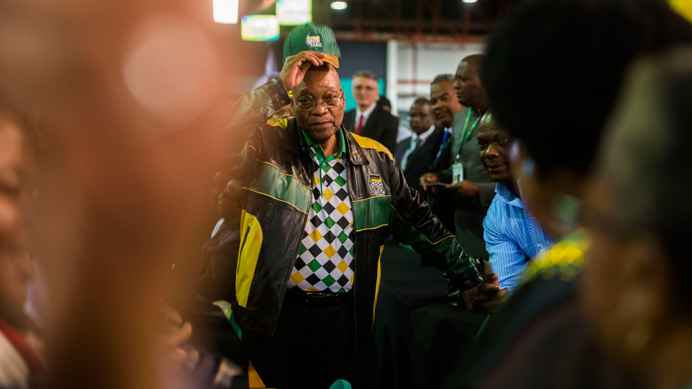 Watch Jacob Zuma on Carte Blanche on M-Net, DStv channel 101
