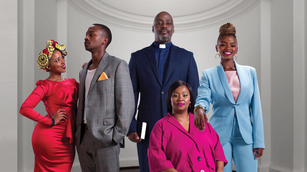 Cast of Hope on Moja Love, new channel launches 14 February on DStv