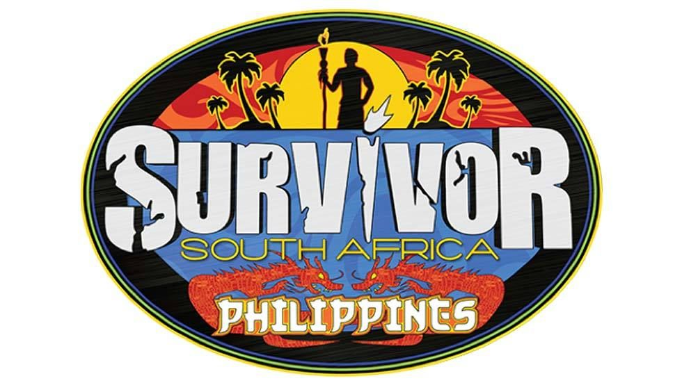 Logo for the reality show Survivor South Africa Philippines