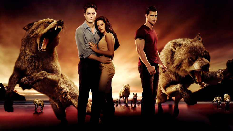 Watch full Twilight movies online with Showmax and DStv
