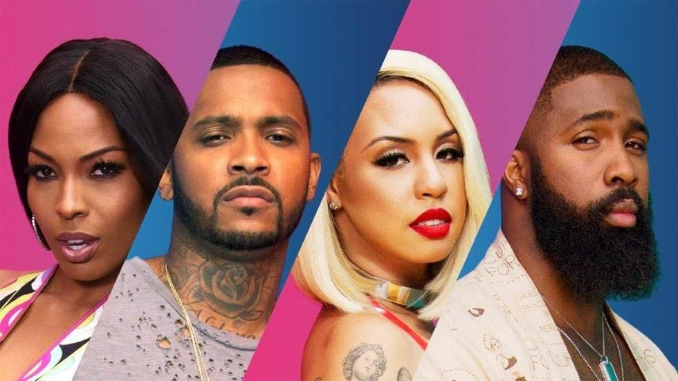 4 cast members of Black Ink Crew Chicago