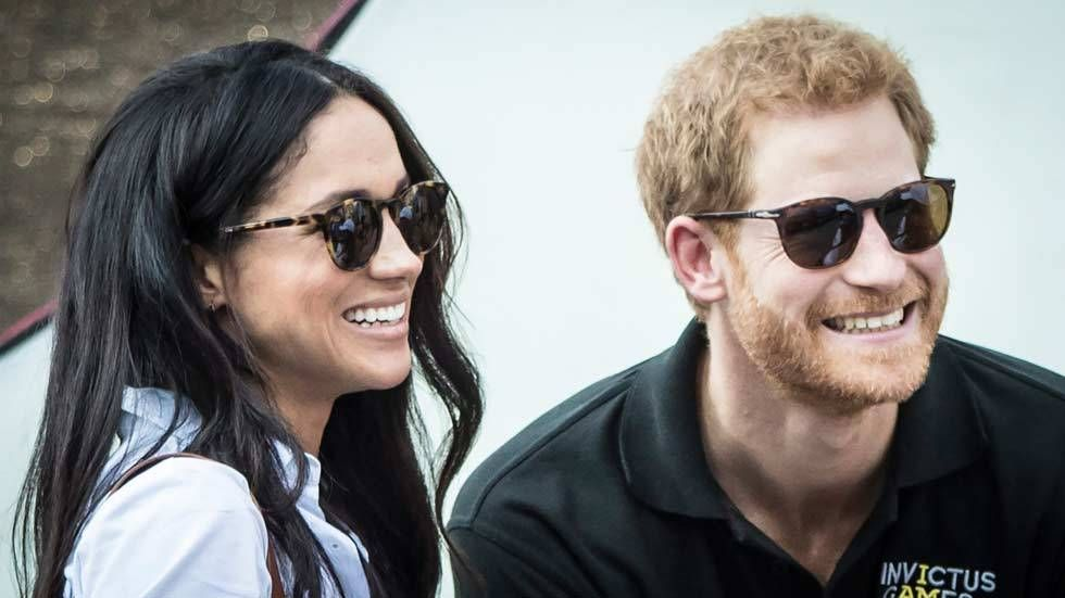 Prince Harry & Meghan