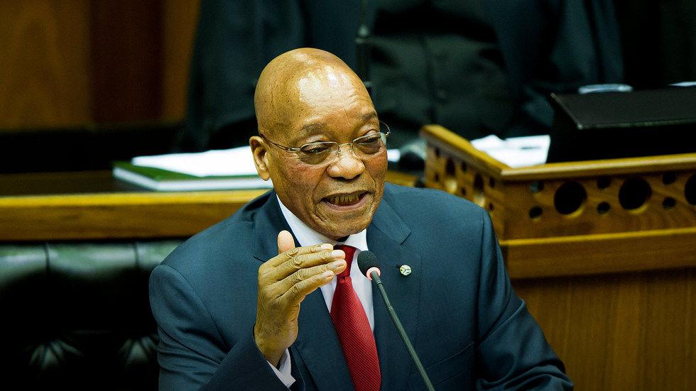 SONA 2017 Jacob Zuma