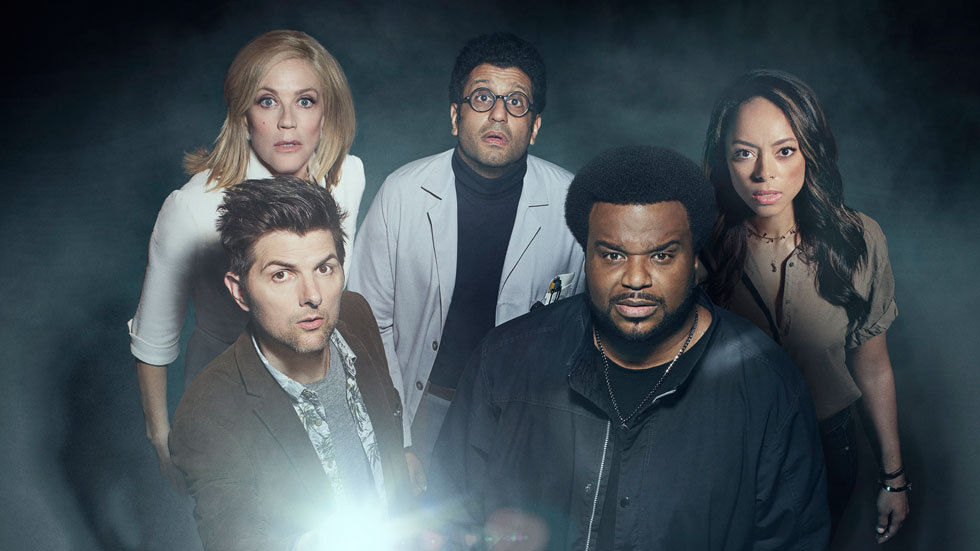 Watch new series Ghosted on FOX, DStv channel 125