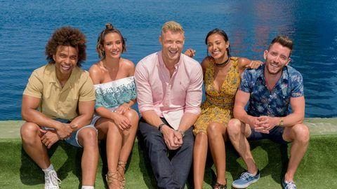 Presenters Cannonball ITV Choice
