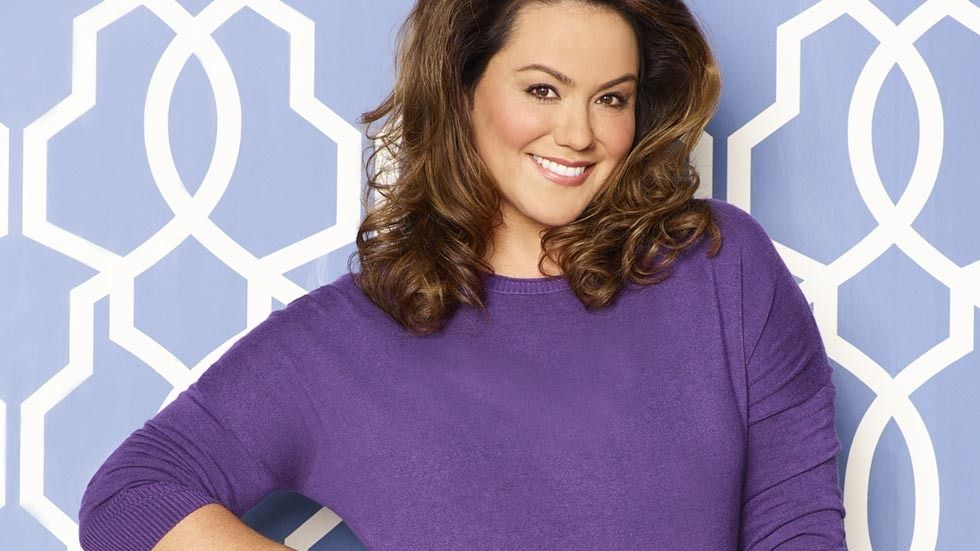 Katy Mixon in American Housewife.