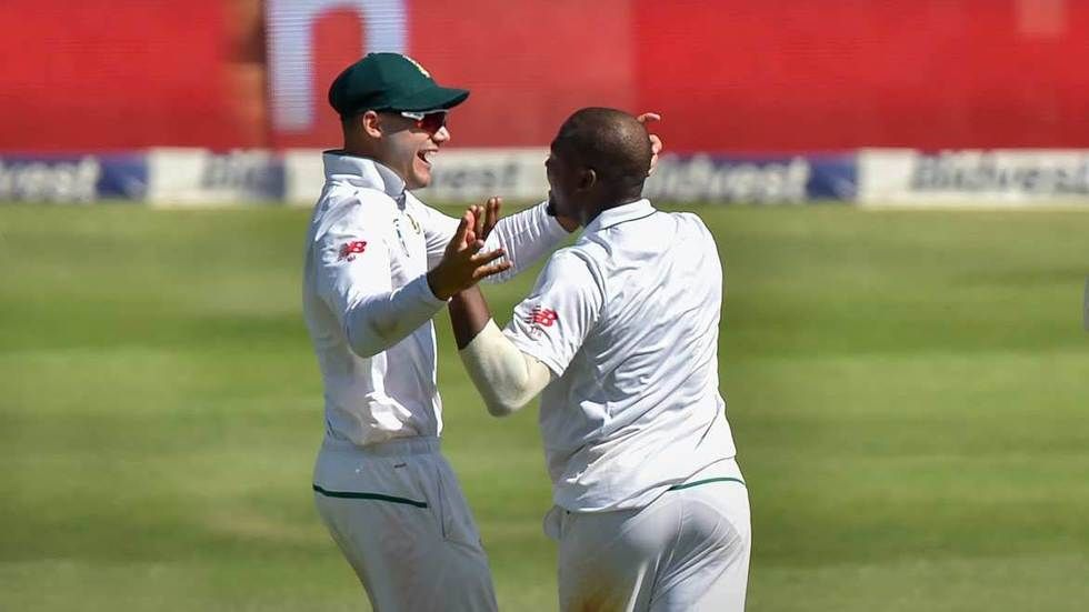 Test Cricket: SA v AUS