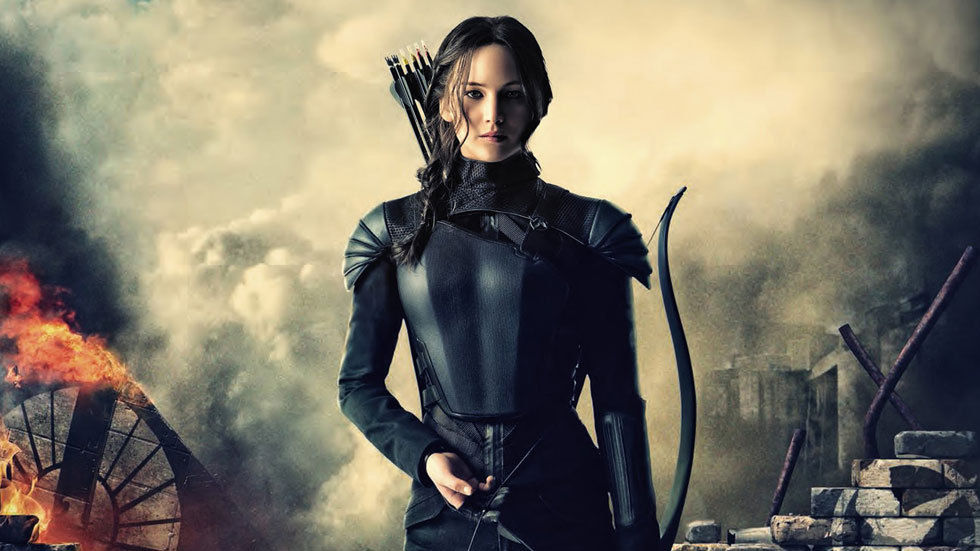 Watch all four Hunger Games movies online with Showmax.