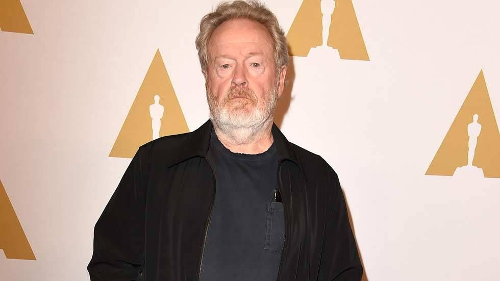 An image of Ridley Scott