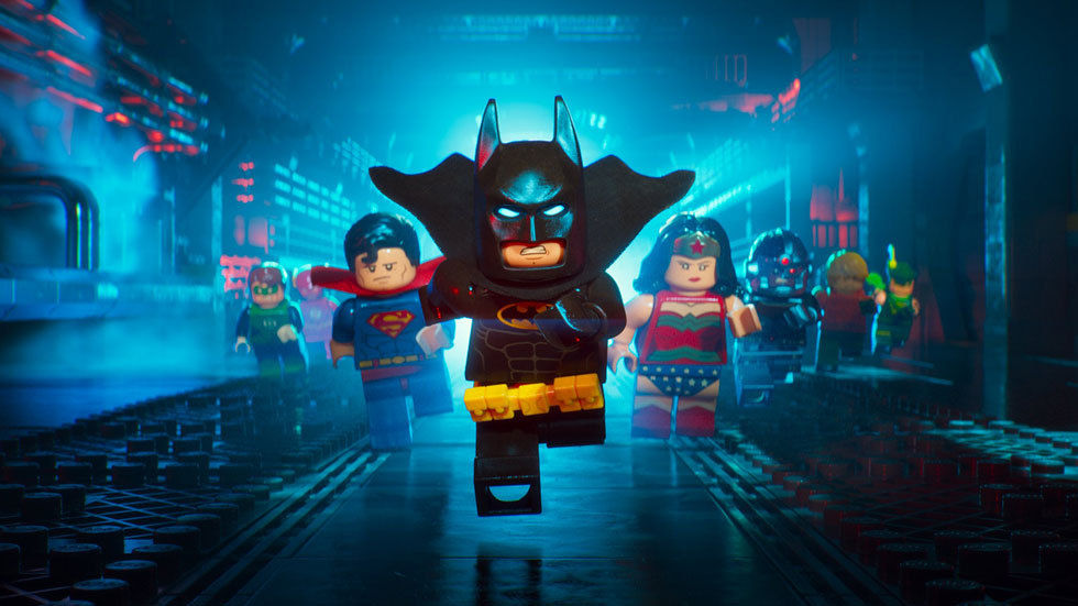 Artwork for The Lego Batman Movie on BoxOffice