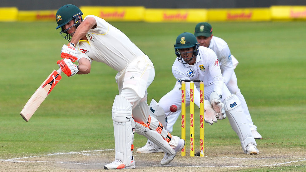 Watch South Africa vs Australia test cricket online on DStv Now.