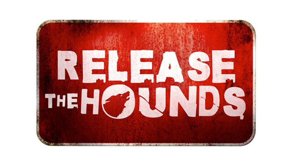 logo for Release the Hounds