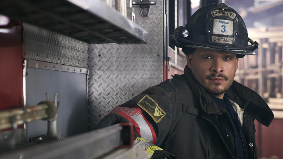 Artwork for Chicago Fire season 6