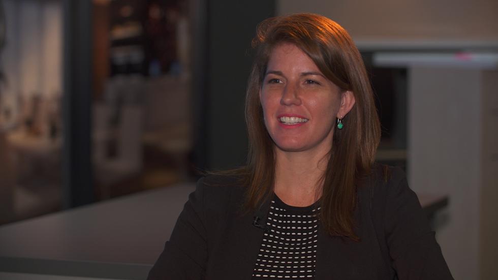BitPesa CEO and Founder Elizabeth Rossiello