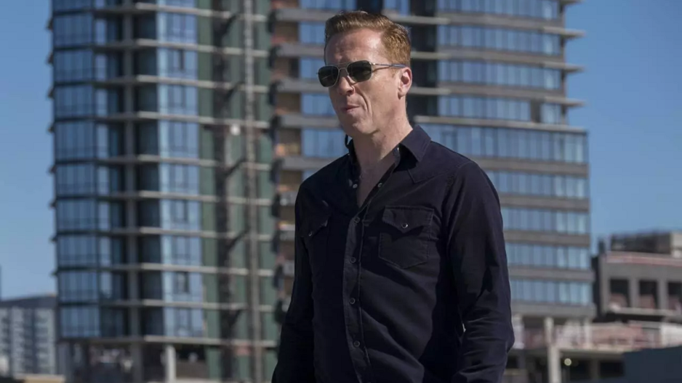 Damian Lewis as Bobby Axelrod in Billions