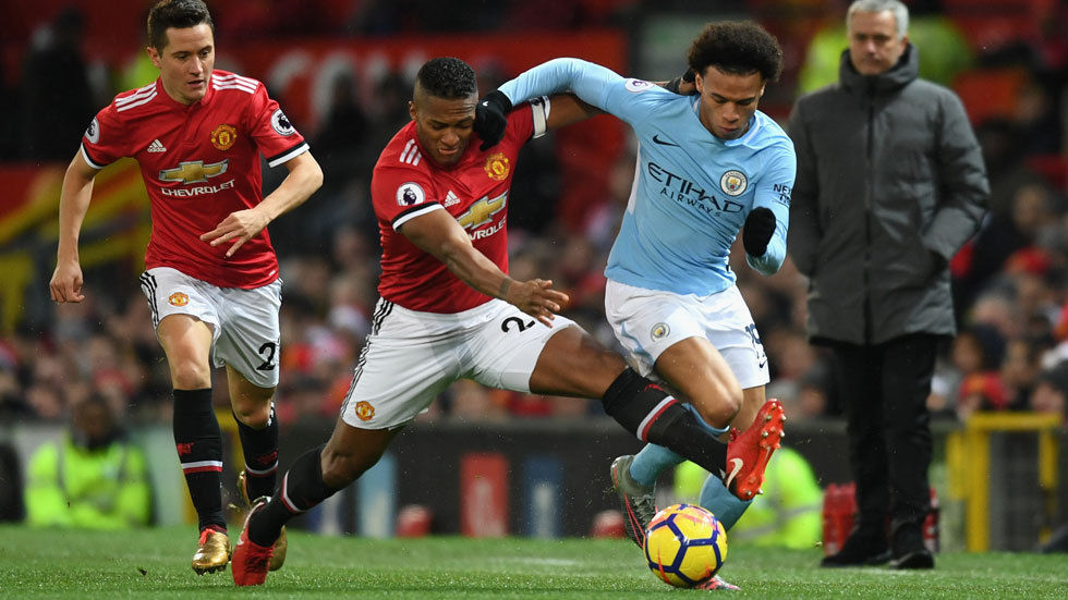 Watch Manchester City vs Manchester United online on DStv Now