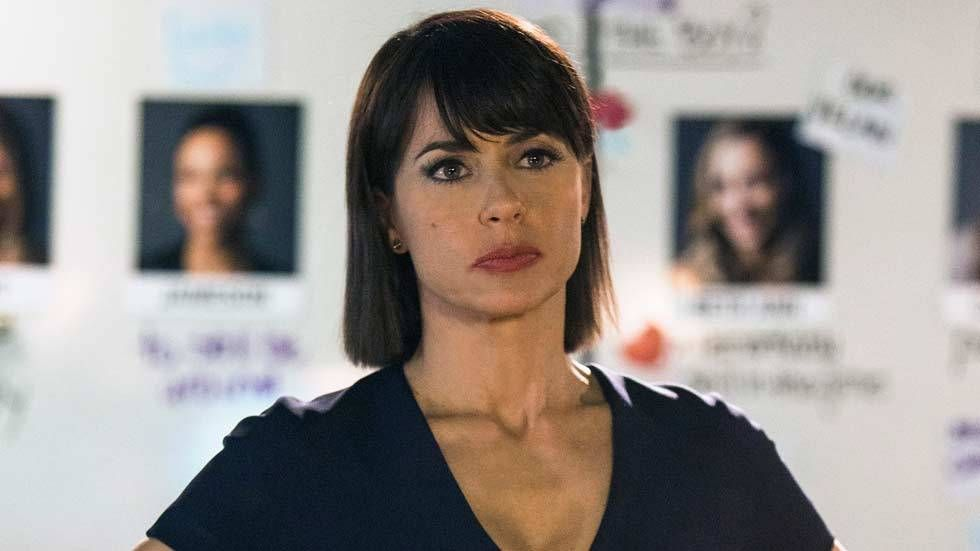 Constance Zimmer as Quinn in UnReal