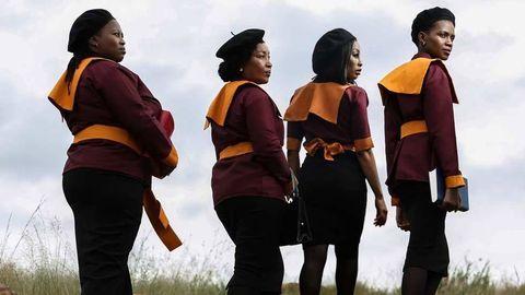Abomama four religious women
