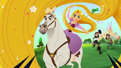 DStv, Disney Channel, Rapunzel