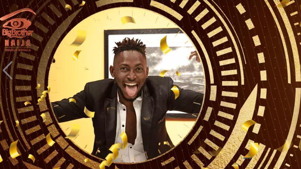 Artwork of Big Brother Naija winner, Miracle