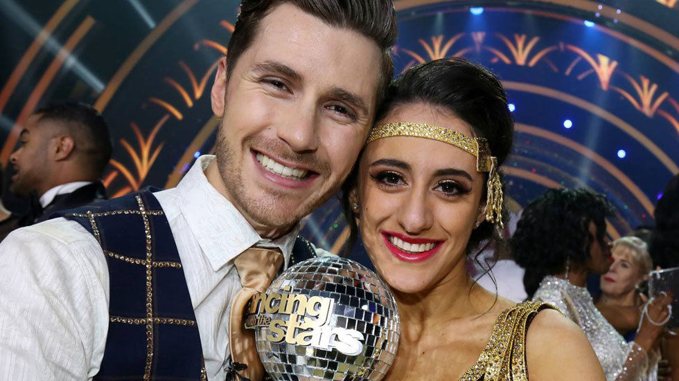 Conell Cruise wins Dancing With the Stars SA