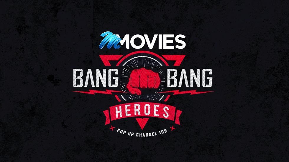 Logo for the M-Net Movies Bang Bang pop-up channel