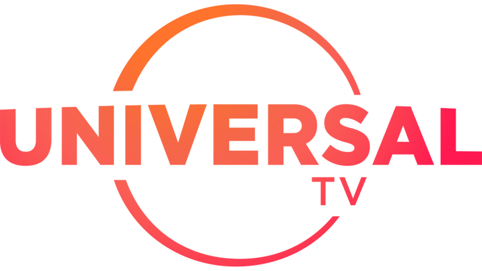 rebranded logo for UNIVERSAL TV