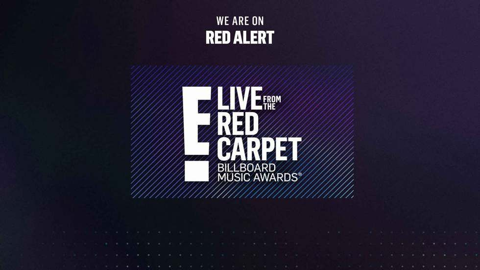 logo for E! Live From The Red Carpet: The Billboard Music Awards