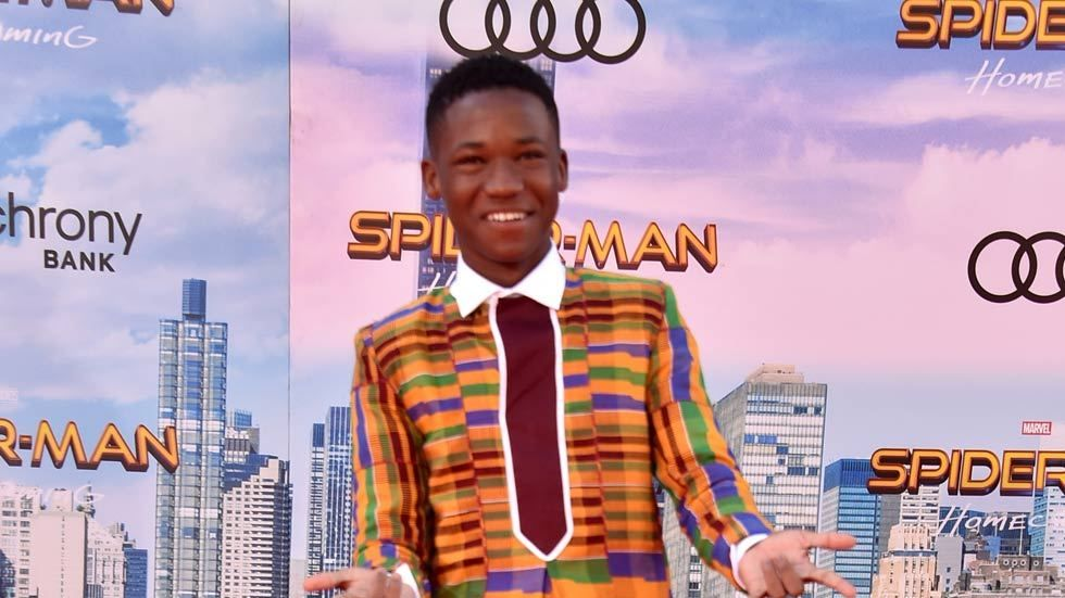 Abraham Attah attends the premiere of Columbia Pictures' 'Spider-Man: Homecoming' at TCL Chinese Theatre on June 28, 2017 in Hollywood, California. (Photo by Alberto E. Rodriguez/Getty Images)