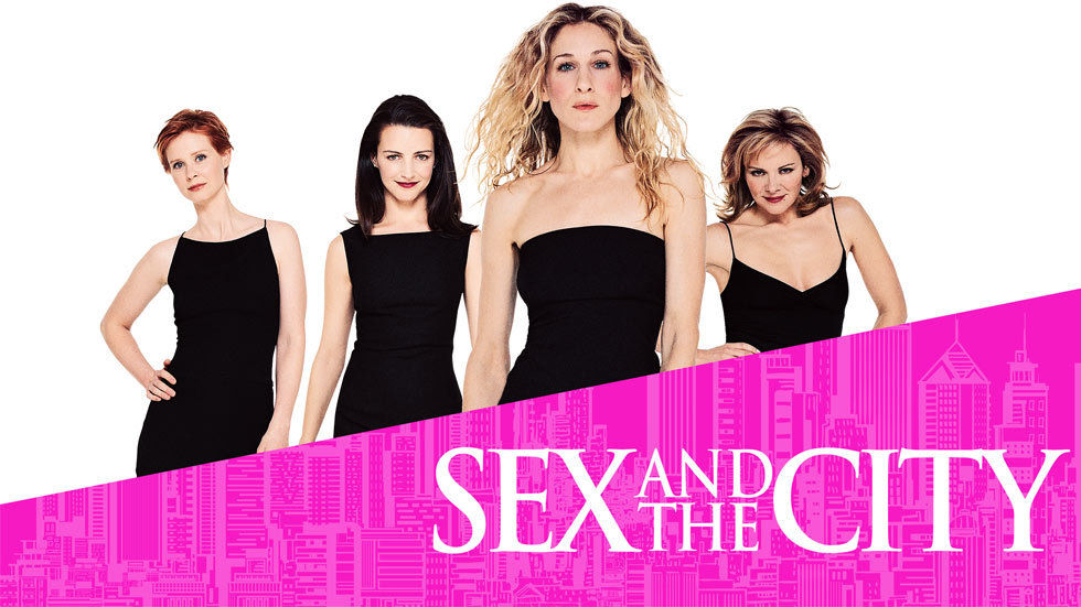 Sex And The City billboard.