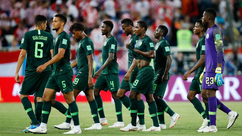 Watch Nigeria vs Iceland on SuperSport 3 on DStv Now
