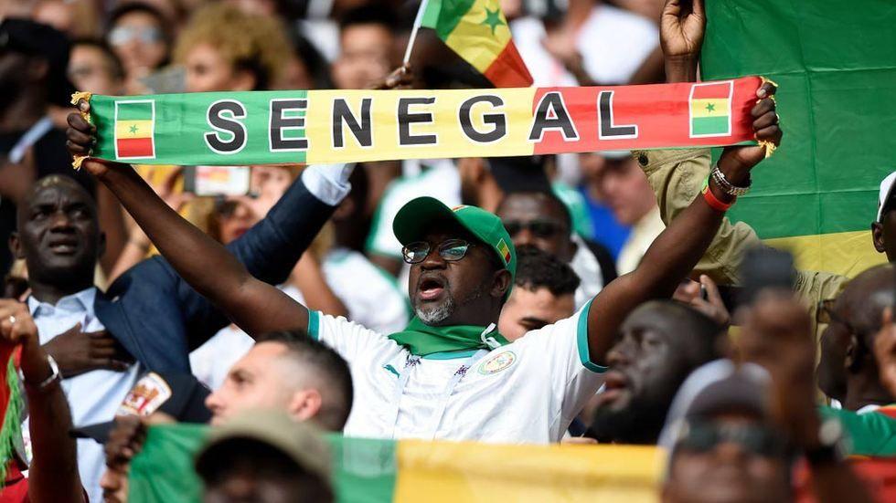 Senegal fly the flag for Africa