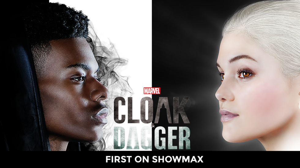 Cloak and Dagger artwork,