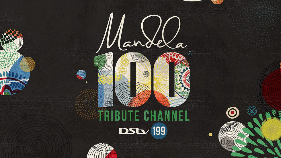 Mandela 100 Tribute Channel