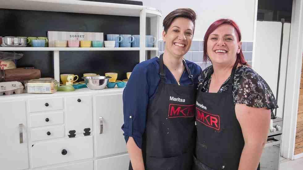 Maritsa and Maradine.