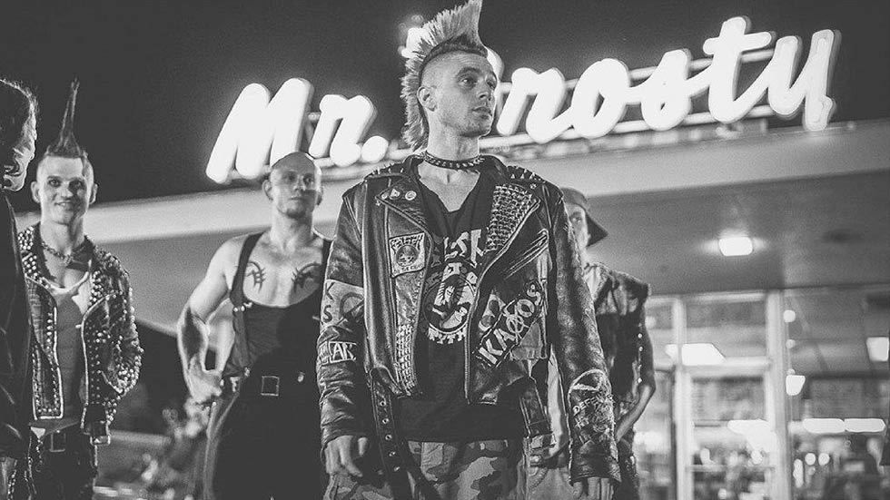 Poster for Bomb City