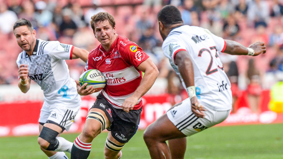 Watch the Lions vs Crusaders on SuperSport 1 on DStv Now.