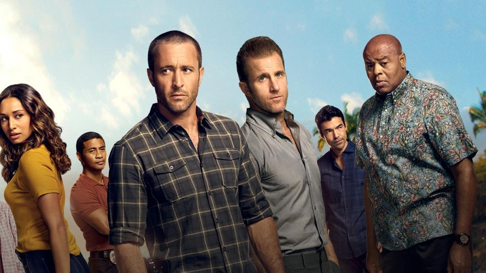 Hawaii Five-O S8
