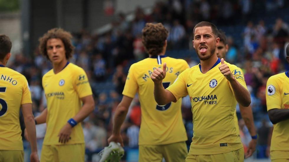 PL: Chelsea v Arsenal