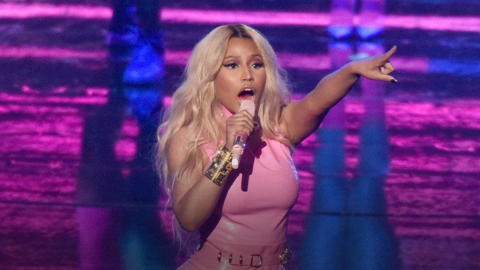The Pinkprint Tour: Nicki Minaj Live From Brooklyn