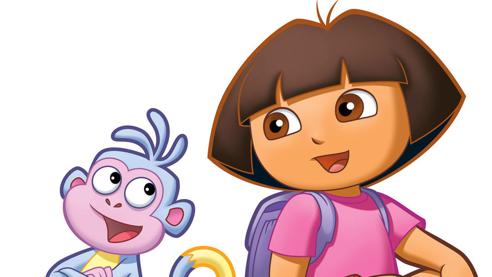 Dora The Explorer.