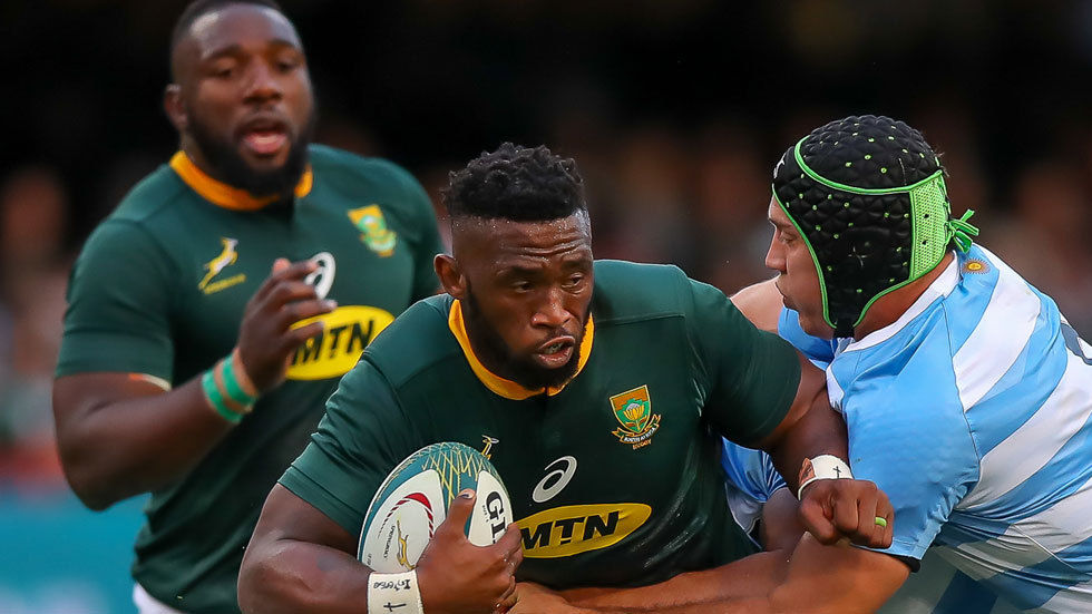Watch Siya Kolisi captain the Springboks against Argentina in the 2018 Rugby Championship live on SuperSport 1 on DStv.