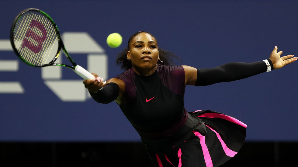 Watch Serena Williams in the US Open live on SuperSport 1 on DStv Premium.