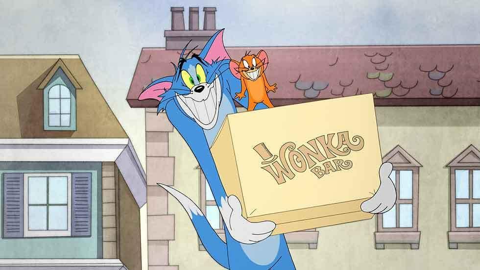 Dstv, Boomernag, Tom e Jerry Fabrica de Chocolate