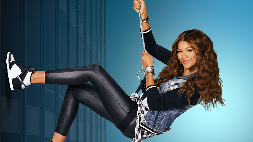 "Poster for ""K.C Undercover"""
