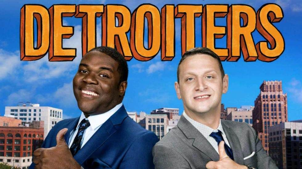 Detroiters logo