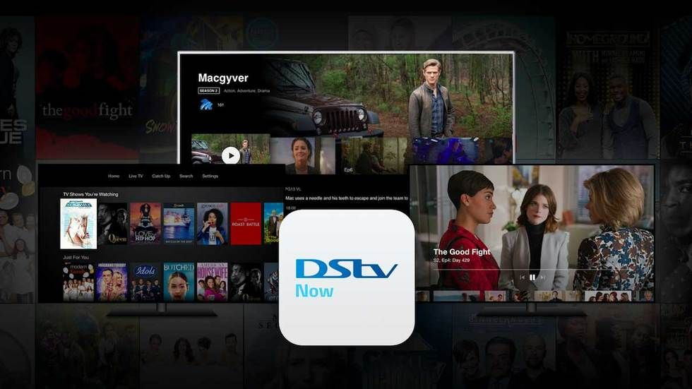 DStv Now product