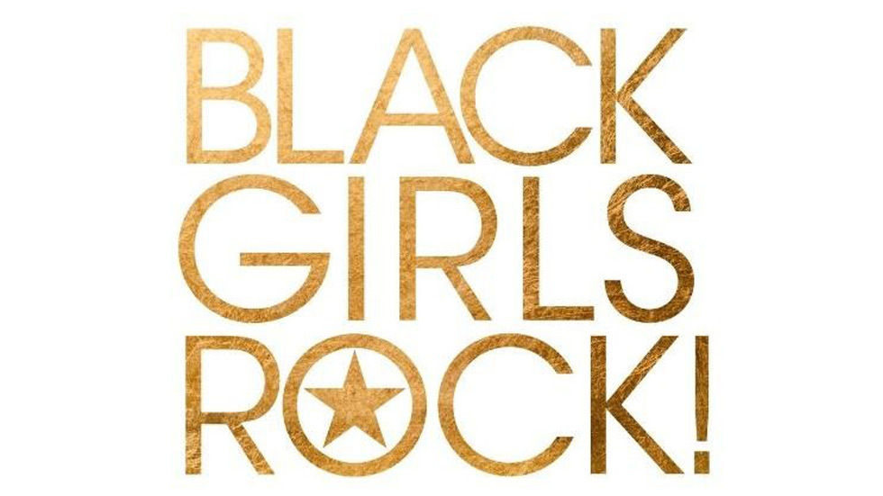 logo for Black Girls Rock!