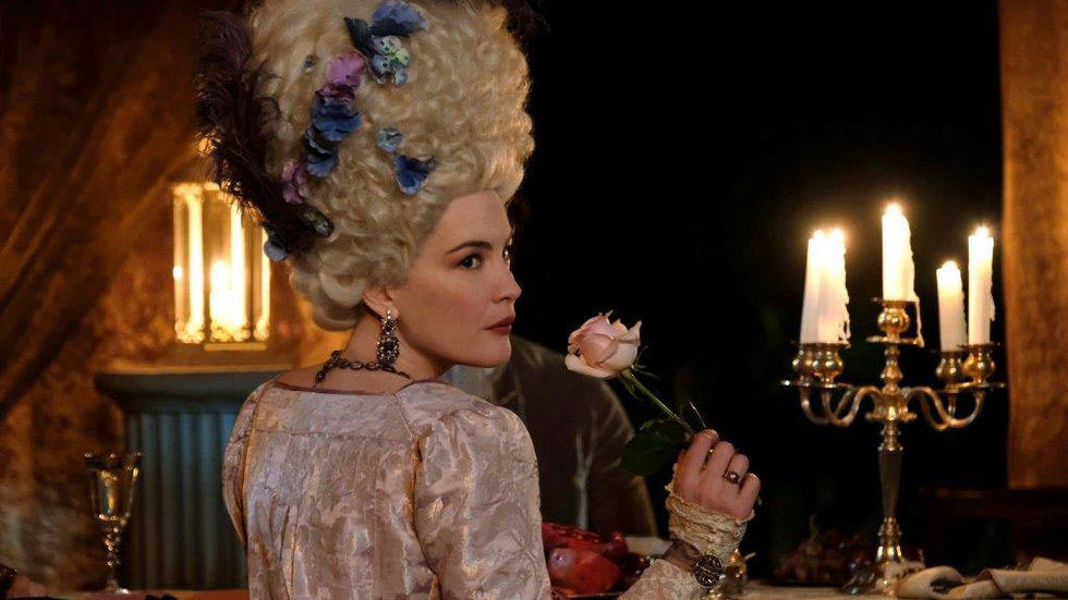Liv Tyler in a scene from Harlots