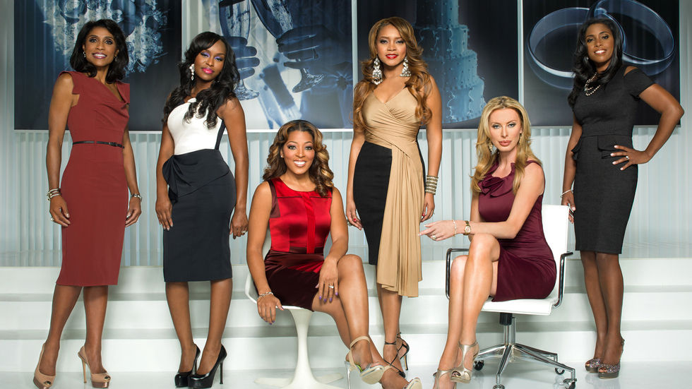 'Married To Medicine' cast